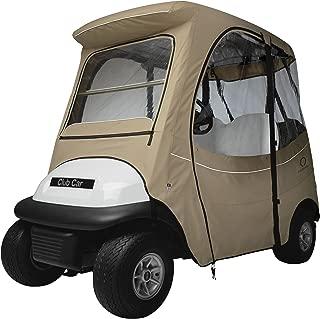 Classic Accessories Fairway Golf Cart FadeSafe Enclosure for Club Car