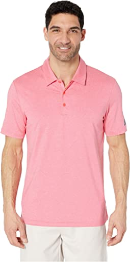Ultimate Heather Polo