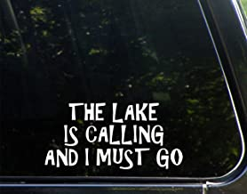 The Lake Is Calling And I Must Go - 8