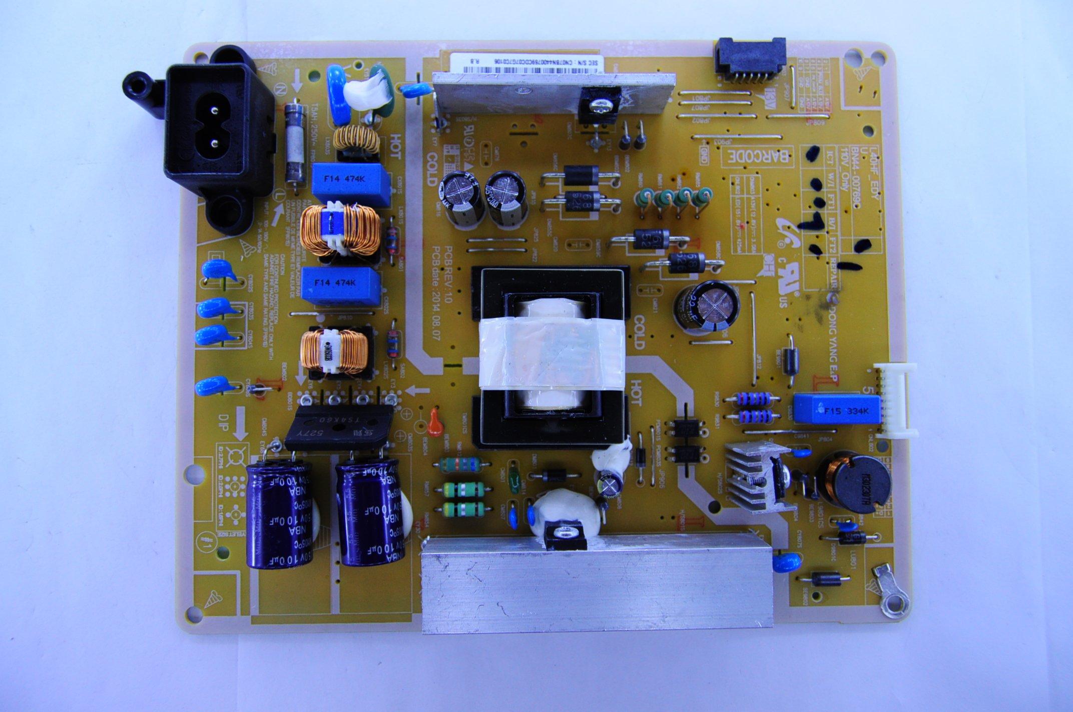 Samsung un40j6200af BN44 – 00769 C l40hf _ Edy alimentación 4385: Amazon.es: Electrónica