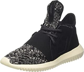 adidas Originals Tubular Defiant Womens Trainers/Shoes - Black