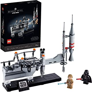 LEGO Star Wars Bespin Duel 75294 Cloud City Duel Building Kit (295 Pieces)