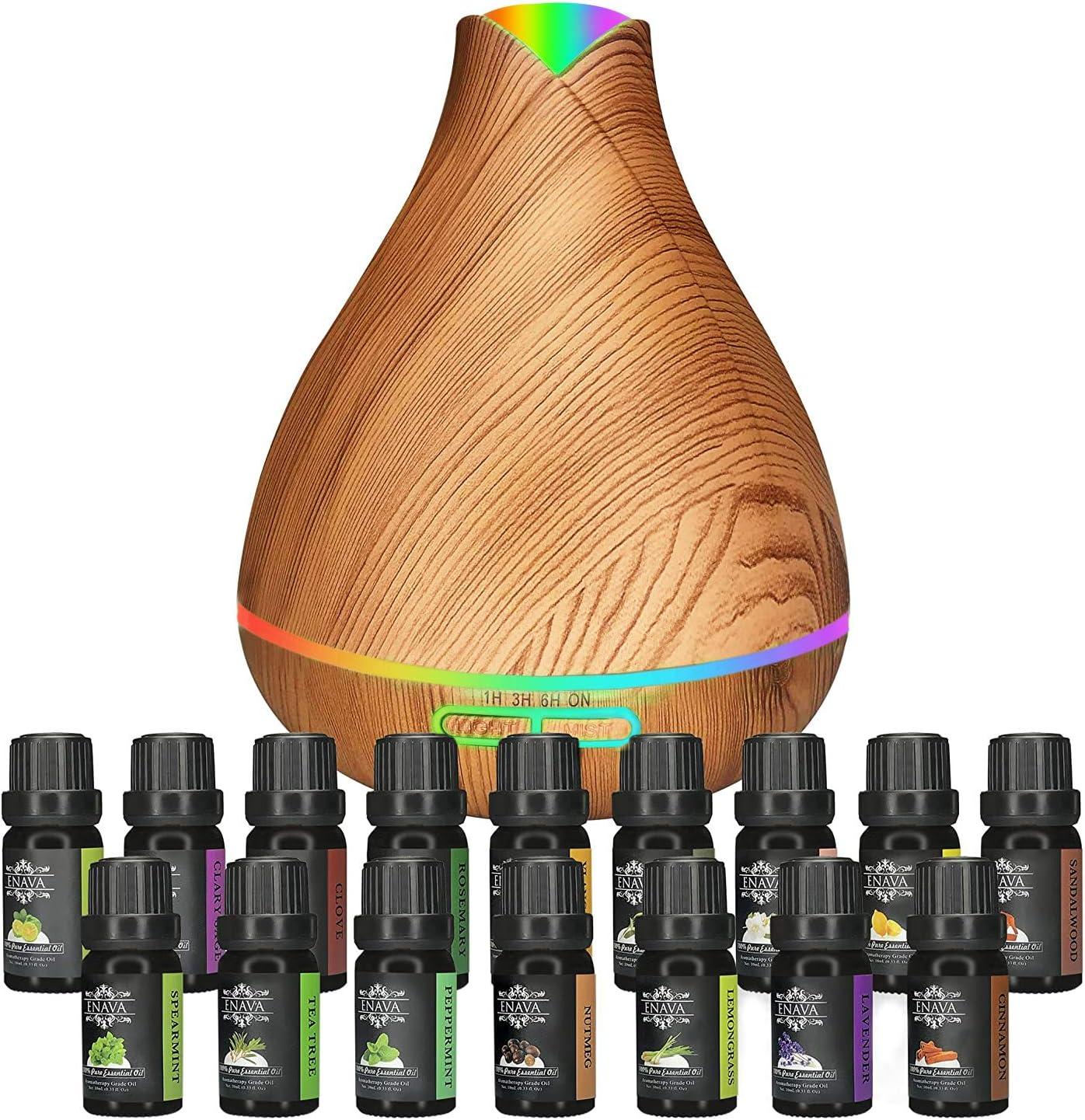 Enava Organics Essential Oil Diffuser