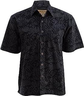 Johari West Night Life Cotton Batik Shirt