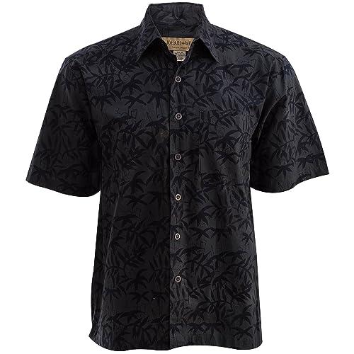 37feea4d Johari West Night Life Cotton Batik Shirt