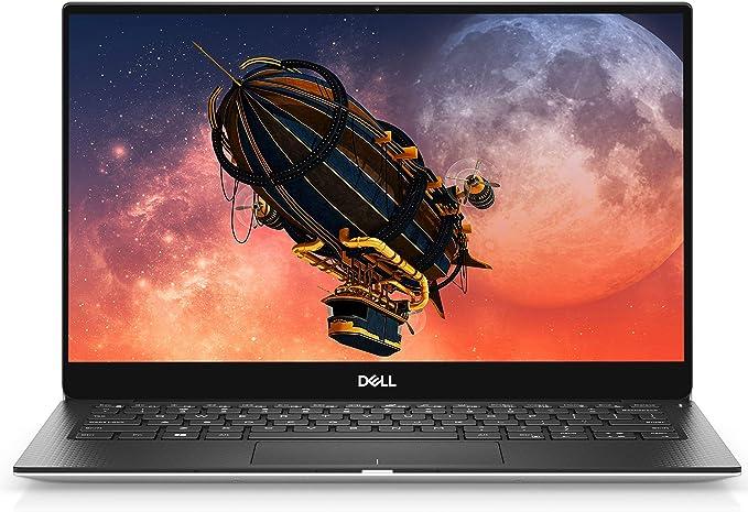 Dell XPS 13 9305 13.3 Inch 4K UHD Laptop, 11th Gen Intel Core i7-1165G7, (3840 x 2160) InfinityEdge Touchscreen Display, 16 GB RAM, 512 GB SSD, Windows 10 Home, Silver
