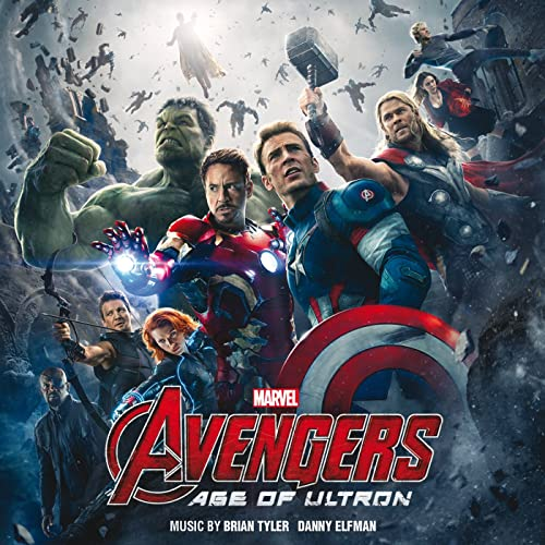 Avengers: Age of Ultron (Original Motion Picture