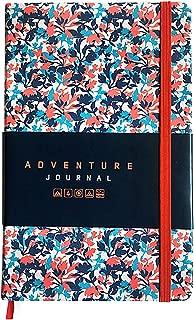 Bullet Journal Notebook A5-UV Printed PU Hardcover Flower Dot Journal
