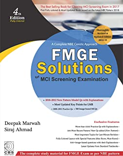 fmge solutions 2018