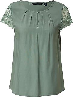 Vero Moda Vmbecky SL Top Wvn Camiseta sin Mangas para Mujer