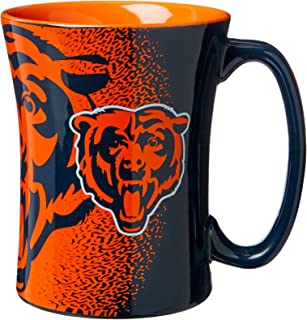 Boelter Brands NFL 14 oz Mocha Coffee Mug
