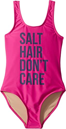 shade critters - Salt Hair Don't Care One-Piece (Toddler/Little Kids/Big Kids)