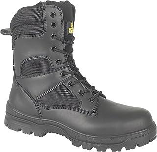 Amblers Steel FS008 Mens Boot / Mens Boots (11 UK) (Black)
