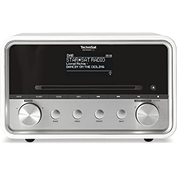 TechniSat DIGITRADIO 600 - Stereo Internetradio (DAB+, UKW ...