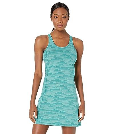 Fjallraven High Coast Strap Dress (Lagoon/Lagoon) Women