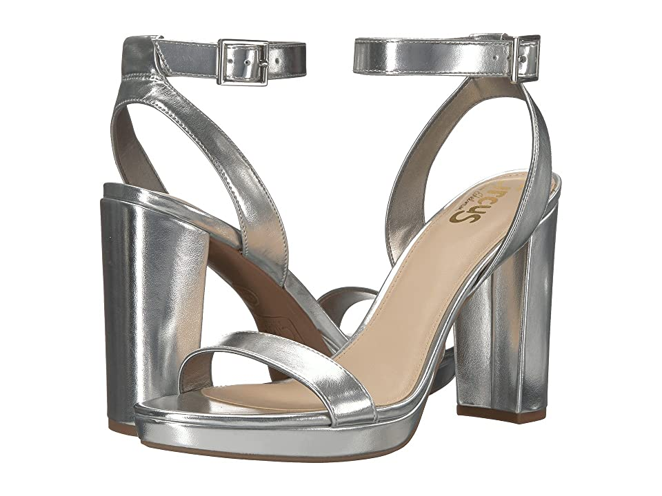 Circus by Sam Edelman Annette (Soft Silver New Metal Grain) Women
