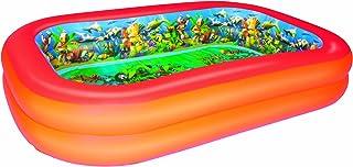 Piscina Hinchable Infantil Bestway 3D Undersea Adventure