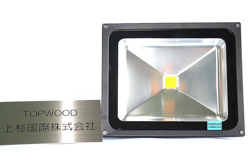 哀れなロック治す投光器 LED 50W 白色 屋外防水 作業用 看板用 広角ライト