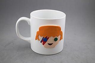 Taza click playmobil version David Bowie