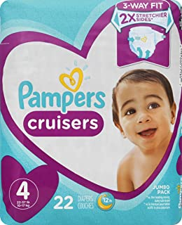pampers cruisers size 4 jumbo pack