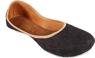 Shree Balaji Footwear EVA Slip-On Fashion Sandal For Women and Girls (SBFG0011-Black-8)