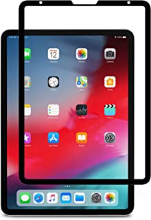 Moshi iVisor AG Screen Protector for iPad Pro 11-inch, 100% Bubble-Free and Washable, Compatible with Apple Pencil, Washable