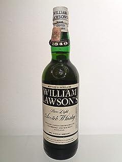 William Lawson 1960s Whisky