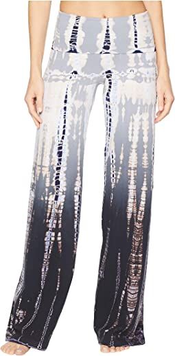 Contour Rolldown Wide Leg Pants