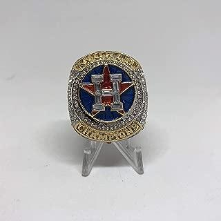 astros championship memorabilia