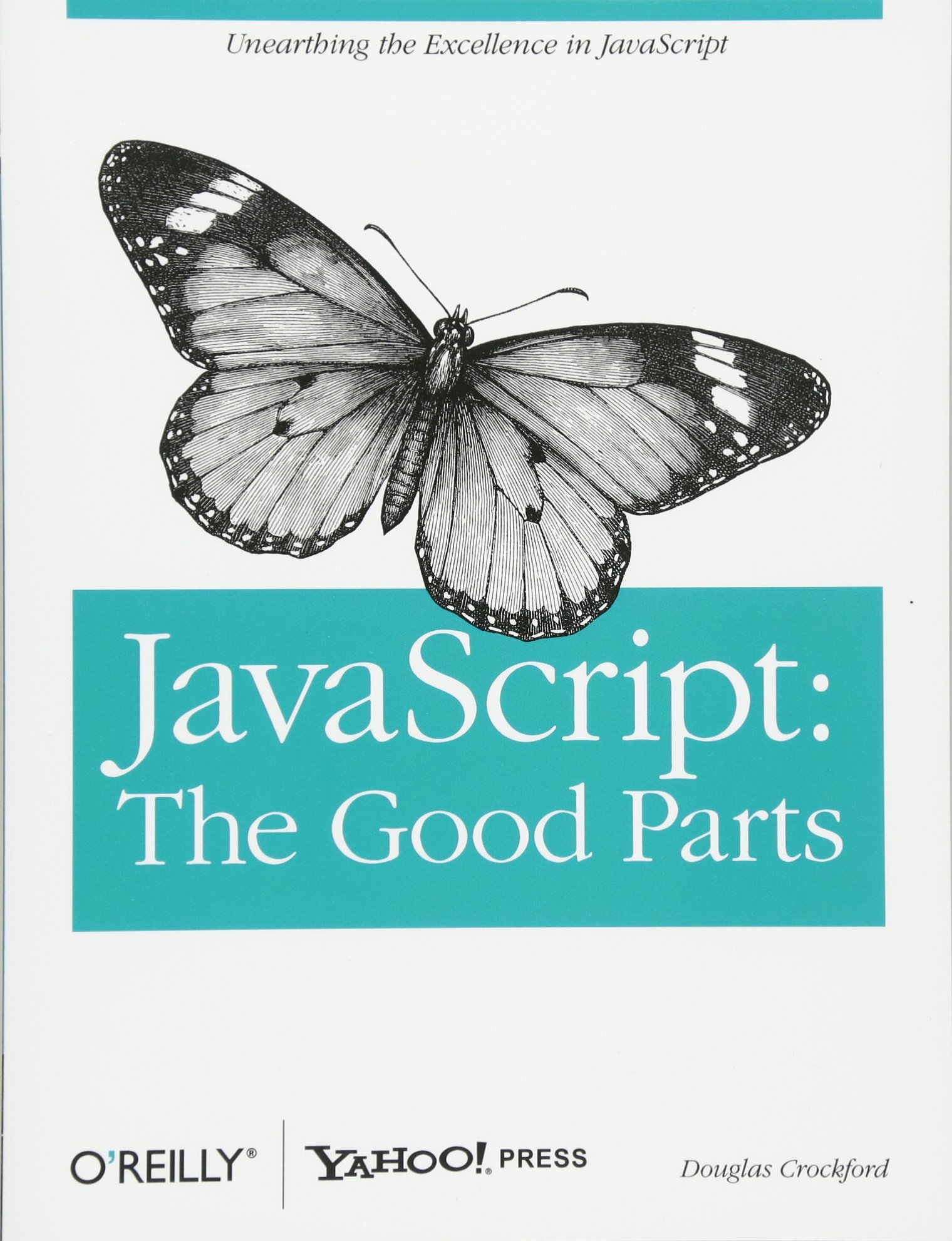 Image OfJavaScript: The Good Parts