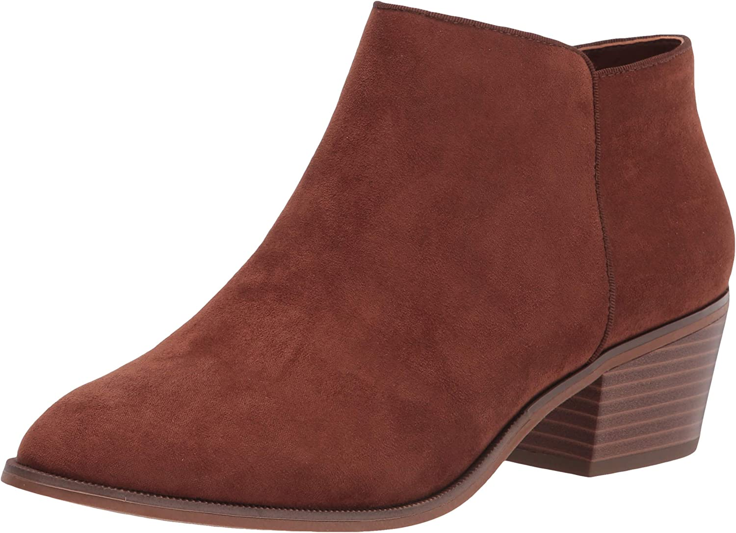 Amazon Essentials Women's Spring new work one after another Ankle Microsuede Boot Special sale item