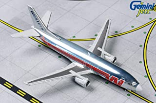 GeminiJets GJWAL1202 1:400 Western Airlines Boeing 737-300 Airplane Model