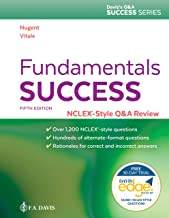 Fundamentals Success: NCLEX®-Style Q&A Review (Davis's Q&a Success)