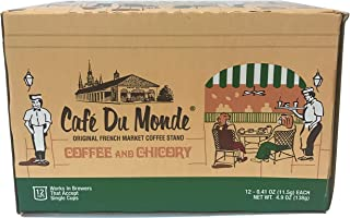 Cafe Du Monde Coffee and Chicory Single Serve Cups (72 Count)