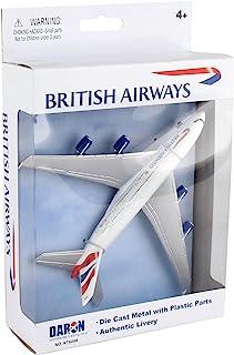Daron Worldwide Trading RT6008 British Airways A380 Single Plane