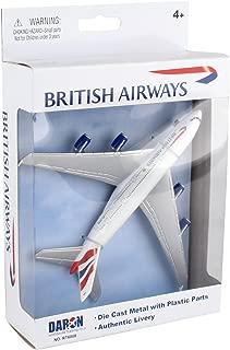 jet airways toy plane