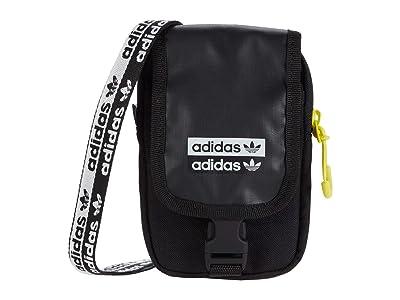 adidas R.Y.V Crossbody Bag (Black) Bags
