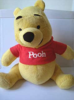2010 Talking Singing Winnie the Pooh Jointed Plush Bear 13