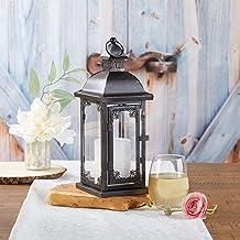 Kate Aspen 14140BK Antique Black Decorative Medium Lantern
