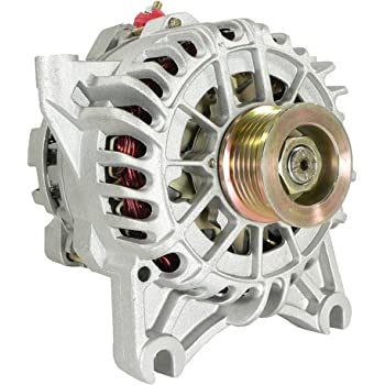 DB Electrical AFD0059 Alternator Compatible With/Replacement For Ford Mustang 4.6L 1999 2000 2001 2002 2003 2004 8252 112954 XR3U-10300-AA XR3U-10300-AB XR3U-10300-AC XR3Z-10346-AA 400-14040
