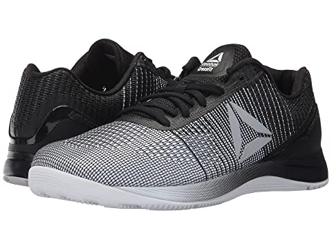 Reebok Men's CrossFit Nano 7.0 Training Shoes (Black/White)