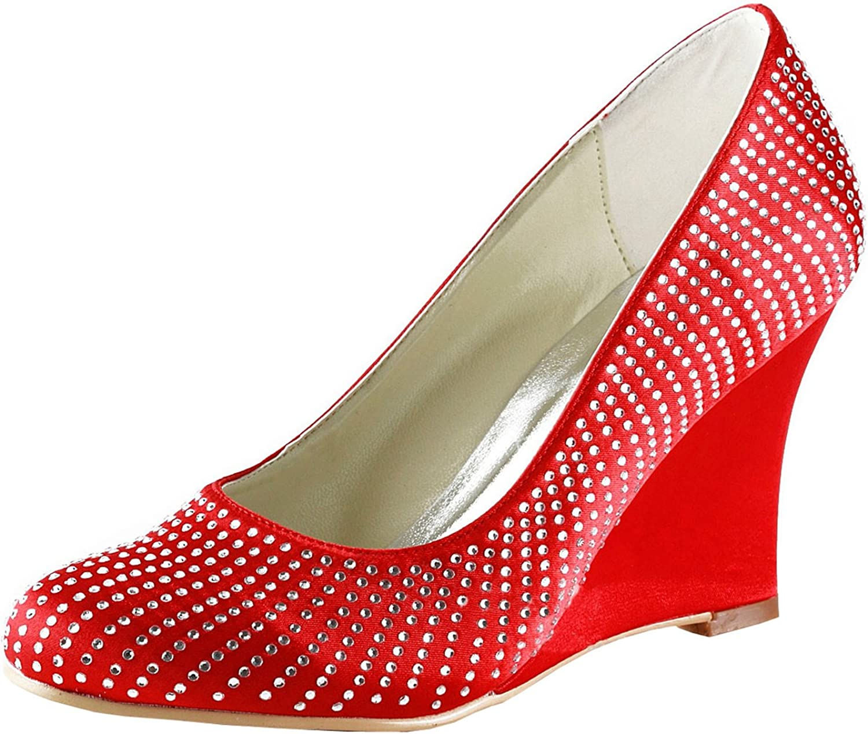 Kevin Fashion , , ,  Damen Hochzeitsschuhe , Rot - rot - Style2-rot - Größe  43 EU  9d7a45