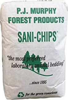 P.J Murphy Forest Products Josh's Frogs Bulk Sani-Chips (22.9 lbs)