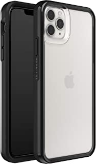 Lifeproof Slam, Custodia Antiribaltamento per iPhone 11 Pro Max, 1, Nero/Retro Trasparente