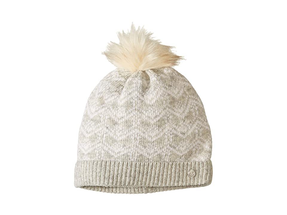 BULA Lace Beanie (Heather Medium Grey) Beanies