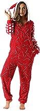 #followme Adult Christmas Onesie for Women Jumpsuit One-Piece Pajamas