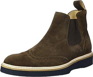 حذاء برقبة طويلة برباط للرجال من BUGATCHI
