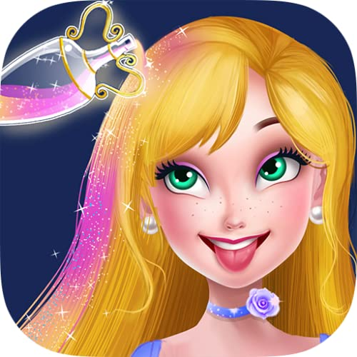 Long Hair Princess 2 Royal Prom Salon Dance Games