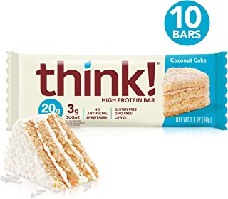 Best think thin protein and fiber bars Reviews