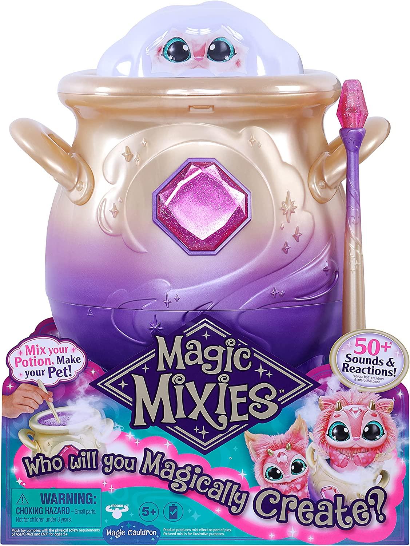 Photo de magic-mixies-chaudron-magique-avec-brume-et-peluche